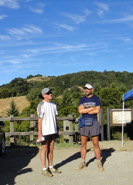 Stevens Creek 50K, 2011-08-14