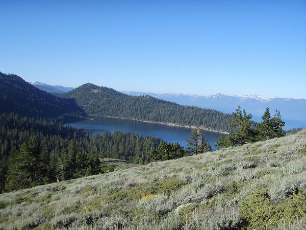 Tahoe Rim Trail 50K, 2006